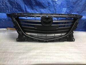 2014-2016 Mazda 3 Front Bumper Grille