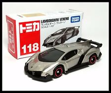 TOMICA #118 LAMBORGHINI VENENO 1/67 TOMY 2015 FEB NEW MODEL DIECAST CAR