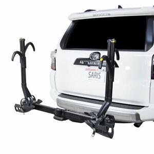 Saris Superclamp Ex 2 Bike Hitch Car Rack with Locks