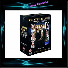 FRIDAY NIGHT LIGHTS - COMPLETE SERIES SEASONS 1 2 3 4 5 *** BRAND NEW BOXSET***