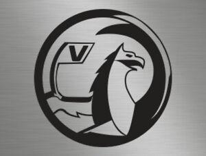 Vauxhall car corsa vectra astra badge logo vinyl decal stickers window NEW style