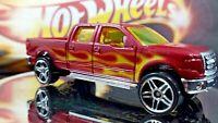 Hot Wheels 2009 Ford F-150 1/64 5 PK FLAMES
