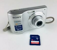 Sony Cybershot DSC-S3000 Digital Camera With 8GB Memory Card