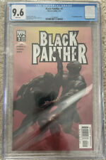 Black Panther #2 CGC 9.6 NM+ White Pages 1st App Shuri (Marvel, 2005)