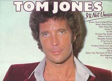 LP 3804 TOM JONES ITS NOT UNUSUAL