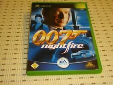 James Bond 007 Nightfire für XBOX *OVP*