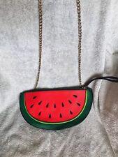 Women's New Look Watermelon Shoulder Bag Crossbody Bags Wallet Satchel Bag