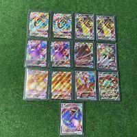 Pokemon Shining Fates Lot X13 VMAX V Cards Pack Fresh 13 Card Eevee