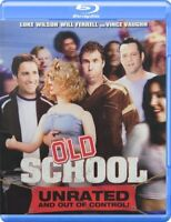 Old School (Unrated) [New Blu-ray] Unrated