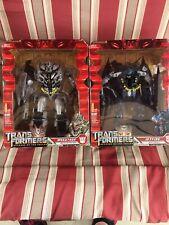 Transformers Rotf Megatron And Jetfire Leader Class