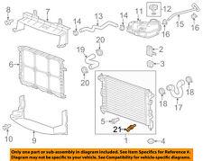 GM OEM-Radiator Coolant Temperature Sensor 55591002