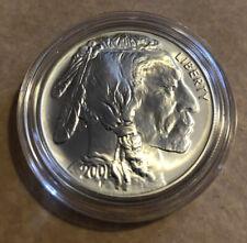 2001 D Buffalo Commemorative Silver Dollar