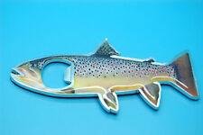 Magnetischer Flaschenöffner, Forelle, Geschenk zum Fischen