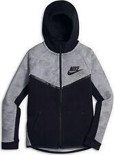 Nike Sportswear Tech Fleece Windrunner carbon heather 840361 010 size S