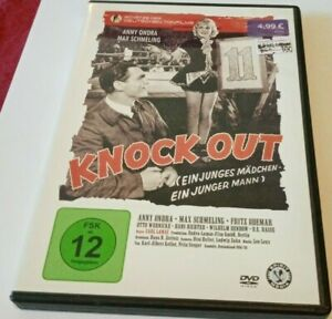 Knock Out, DVD