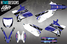 YZ125 GRAPHICS KIT STICKERS RESTYLED PLASTICS YZ 125 250 DECAL 02-18 '15 2016