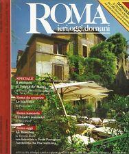 Roma ieri, oggi, domani, anno VIII N. 81