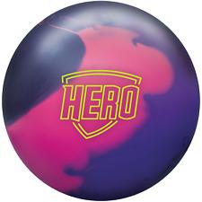 "New Brunswick Hero Solid Bowling Ball | 1st Quality 15#2oz Top 3.7oz Pin 3-4"""