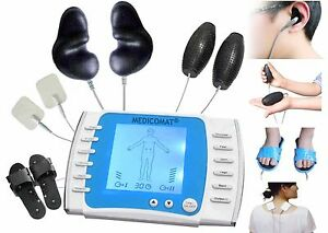 Electro Acupuncture Fully Automatic Therapy - Ear Hand Foot Acupuncture