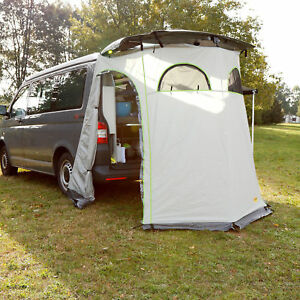 tailgate rear tent Volkswagen VW T4 / T5 Transporter  easy set up - shower tent