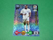 SUAZO HONDURAS  PANINI FOOTBALL FIFA WORLD CUP 2010 CARD ADRENALYN XL