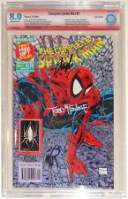 CBCS 8.0 COMPLETE SPIDER-MAN #1~MARVEL COMICS UK~SIGNED STAN LEE~McFARLANE~MORE!