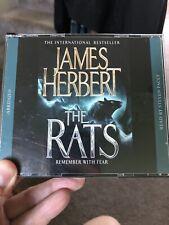 James Herbert The Rats Audio book 2CD
