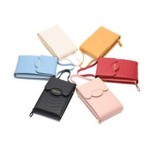 Umhängetasche Crossbody Damentasche Schultertasche Handytasche Smartphone Tasche