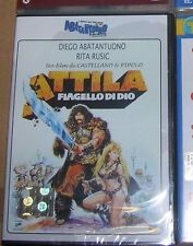 Attila, flagello di Dio - Abatantuono e Rusic - DVD