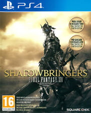 Final Fantasy XIV Shadowbringers Add-on (Espansione) PS4 Playstation 4