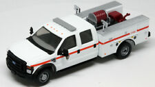 River Point Station HO Scale Ford F-550 Crew Cab Brush Fire Truck Park Service