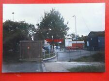 PHOTO  LONDON NORTHOLT PARK RAILWAY STATION 1999