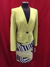 NINE WEST SKIRT SUIT/NEW WITH TAG/RETAIL$240/SIZE 14/LINED/SKIRT LENGTH 23""
