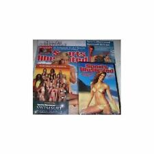 Sports Illustrated Swimsuit DVD+Model Search DVD+Magazine+Calendar NEW SEALED