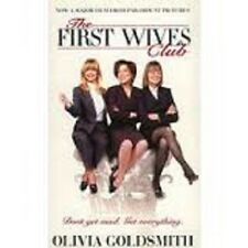 The First Wives Club by Olivia Goldsmith (Paperback, 1996)