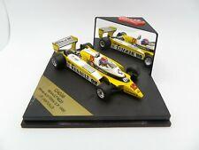 Renault RE23 Jean Pierre Jabouille #15 Austrian GP 1980 Q4038 Quartzo 1/43 F1