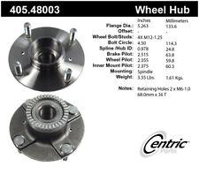 Premium Wheel Bearing & Hub Assembly fits 1995-2001 Suzuki Swift  CENTRIC PARTS