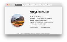 Pair Delidded Intel Xeon 3.33GHz Quad W5590 IHS Removed 4,1 Mac Pro Xserve 3,1