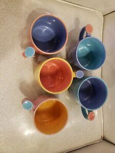 Lindt Stymeist Colorways Set of  Thumbprint Mugs
