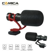 CVM-VM10 II Comica Shotgun Microphone Cardioid Video Condenser Camera DJI GoPro