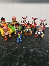 Jake And The Neverland Pirates Figures Bundle