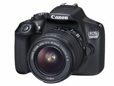 Canon Rebel T6 / 1300D DSLR Camera 18-55mm f/3.5-5.6 IS II Lens