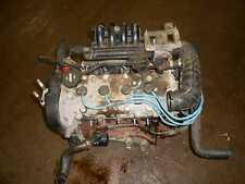 Motor Fiat Punto 188 1,2L 16V 164.000km 188A5000