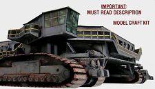 Crawler Transporter Craft Model for Monogram & Any Saturn V 1:144 & LUT Pls.Read