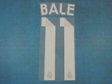 Spanish La Liga 2014-2015 Real Madrid #11 Bale Awaykit NameSet Printing