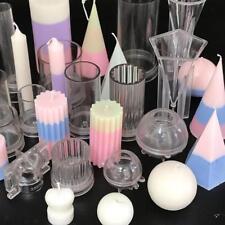 Kegel Form Kerze Form Hand Kostenloser Versand Kerze-zubehör Diy Kerzenherstellung Kerze Modell Brieftaschen Und Halter