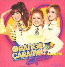 Orange Caramel Lipstick Korea [CD+1 Card] New Sealed (After School)