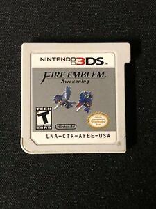 Fire Emblem: Awakening (3DS, 2013) Cart Only!