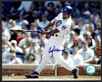 Corey Patterson signed autograph auto 8x10 Chicago Cubs Baseball Photo