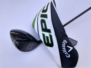 MINT Callaway EPIC Speed 12º Driver Project X CYPHER FORTY 5.0 Seniors w/HC+Tool
